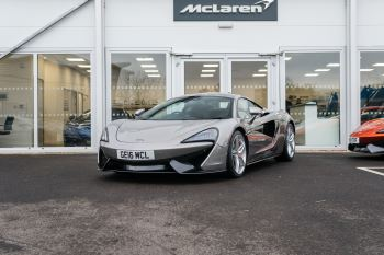 McLaren 570S Coupe Coupe  Semi-Automatic 2 door (2016)