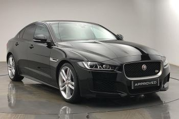 Jaguar XE 3.0 [380] V6 Supercharged S Automatic 4 door Saloon (2017)