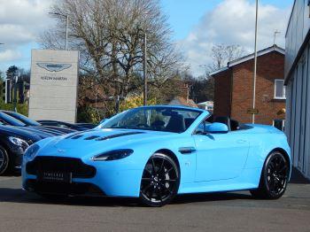 Aston Martin V12 Vantage S Roadster S 2dr Sportshift III 5.9 Automatic Roadster (2016)
