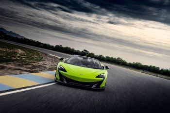 McLaren 600LT Spider - The Edge Amplified image 5 thumbnail
