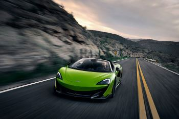 McLaren 600LT Spider - The Edge Amplified image 7 thumbnail