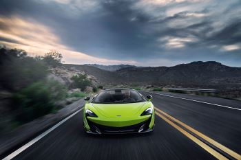 McLaren 600LT Spider - The Edge Amplified image 8 thumbnail