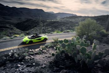 McLaren 600LT Spider - The Edge Amplified image 9 thumbnail