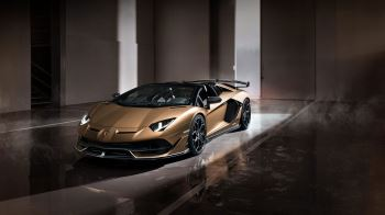 Lamborghini Aventador SVJ Roadster - Real emotions shape the future image 7 thumbnail