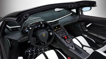 Lamborghini Aventador SVJ Roadster - Real emotions shape the future image 8 thumbnail