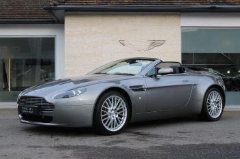 Aston Martin V8 Vantage Roadster 2dr [420] 4.7 Roadster (2010)