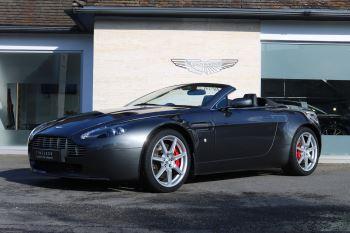 Aston Martin V8 Vantage Roadster 2dr 4.3 Roadster (2008)