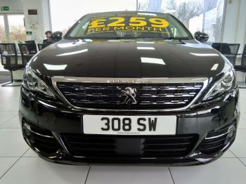 Peugeot 308 1.5 BlueHDi 130 Tech Edition Diesel 5 door Estate (18MY) image