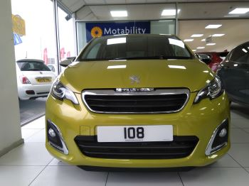 Peugeot 108 1.0 Collection image 1 thumbnail