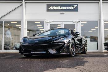McLaren 570S Spider Spider 3.8 Semi-Automatic 2 door Roadster (2018) image