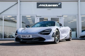 McLaren 720S Performance  4.0 Semi-Automatic 2 door Coupe (2018)