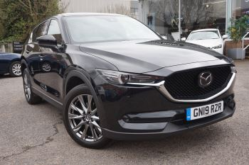Mazda CX-5 2.2d [184] Sport Nav+ 5dr AWD Diesel Automatic Estate (2019) image