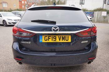 Mazda 6 2.2d GT Sport Nav+ 5dr image 4 thumbnail