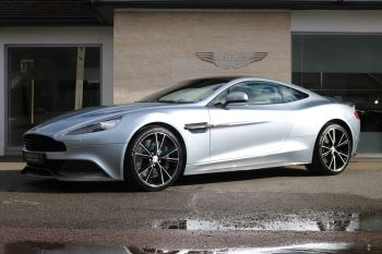 Aston Martin Vanquish Coupe 6.0 Automatic 2 door (17) image