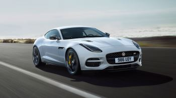 Jaguar F-TYPE 3.0 (380) S/C V6 Chequered Flag AWD SPECIAL EDITIONS Automatic 2 door Coupe (20MY) image