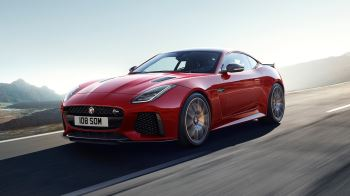 Jaguar F-TYPE 3.0 (380) S/C V6 Chequered Flag AWD SPECIAL EDITIONS image 8 thumbnail