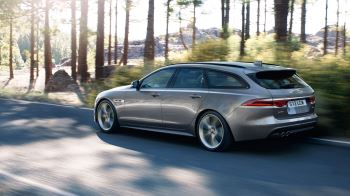 Jaguar XF 2.0d (180) Chequered Flag SPECIAL EDITIONS image 5 thumbnail