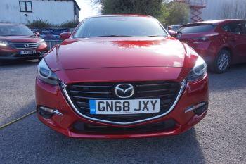 Mazda 3 2.2d Sport Nav 5dr image 2 thumbnail