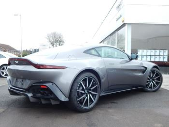 Aston Martin New Vantage ZF 8 Speed image 6 thumbnail