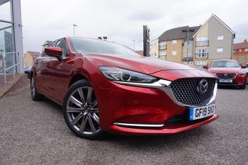 Mazda 6 Saloon 2.2d GT Sport Nav+ 4dr Diesel 5 door Saloon (2019)