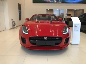 Jaguar F-TYPE 2.0 Chequered Flag SPECIAL EDITIONS Automatic 2 door Convertible (19MY) image