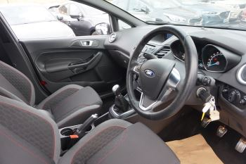 Ford Fiesta 1.0 EcoBoost 125 ST-Line 5dr image 17 thumbnail