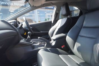 Honda Civic 1.6 i-DTEC SR 5dr image 7 thumbnail