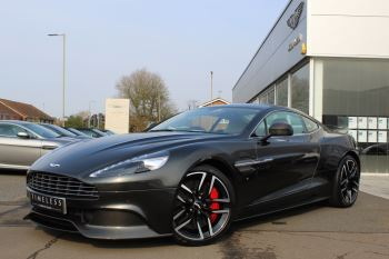Aston Martin Vanquish V12 [568] 2+2 2dr Touchtronic 5.9 Automatic Coupe (2017)
