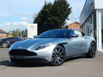 Aston Martin DB11 V12 Coupe 5.2 Automatic 2 door (2016)
