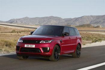Land Rover Range Rover Sport 3.0 SDV6 HSE image 9 thumbnail