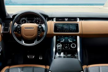 Land Rover Range Rover Sport 3.0 SDV6 HSE image 14 thumbnail