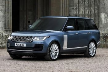Land Rover Range Rover 4.4 SDV8biography LWB Diesel Automatic 4 door Estate (18MY) image