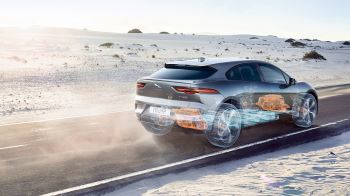 Jaguar I-PACE 90kWh EV400 First Edition SPECIAL EDITION image 2 thumbnail