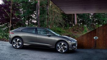 Jaguar I-PACE 90kWh EV400 First Edition SPECIAL EDITION image 5 thumbnail