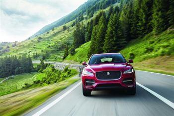 Jaguar F-PACE 5.0 Supercharged V8 SVR AWD image 8 thumbnail