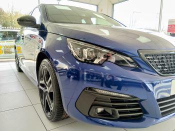 Peugeot 308 1.5 BlueHDi 130 GT Line image 7 thumbnail