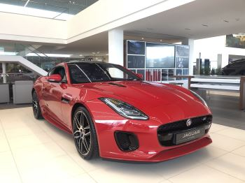 Jaguar F-TYPE 2.0 Chequered Flag SPECIAL EDITIONS Automatic 2 door Coupe (19MY)