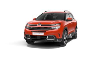 CITROEN C5 AIRCROSS 1.5 BlueHDi 130 Flair 5dr EAT8 thumbnail image