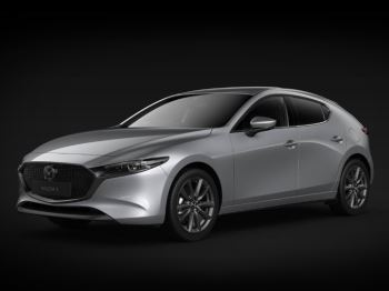 Mazda 3 Hatchback 2.0 122ps Sport Lux Auto thumbnail image