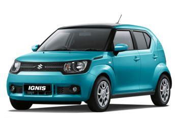 Suzuki Ignis 1.2 Dualjet SHVS SZ5 5dr thumbnail image