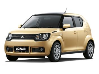 Suzuki Ignis 1.2 Dualjet SHVS SZ5 ALLGRIP 5dr