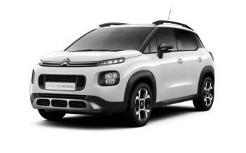 Citroen C3 Aircross SUV FLAIR 1.6BLUE HDI 100HP thumbnail image