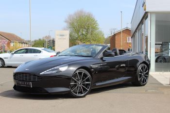 Aston Martin DB9 GT Volante 6.0 Automatic 2 door Convertible (2017)