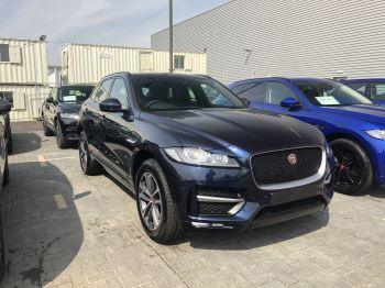 Jaguar F-PACE 2.0d R-Sport AWD Diesel Automatic 5 door Estate (16MY)