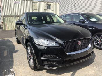 Jaguar F-PACE 2.0d Portfolio AWD Diesel Automatic 5 door Estate (16MY)