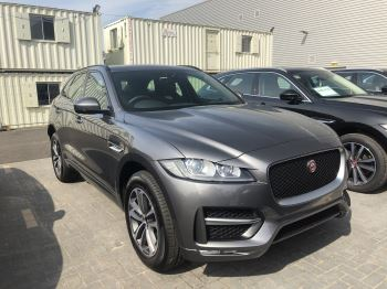 Jaguar F-PACE 2.0 R-Sport AWD Automatic 5 door Estate (17MY)
