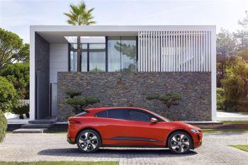 Jaguar I-PACE 90kWh EV400 SE image 1 thumbnail