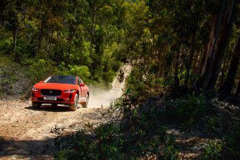 Jaguar I-PACE 90kWh EV400 SE image 14 thumbnail
