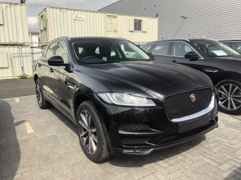 Jaguar F-PACE 2.0d Portfolio AWD Diesel Automatic 5 door Estate (16MY)