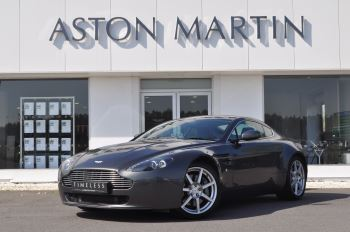 Aston Martin V8 Vantage Coupe 2dr Sportshift 4.3 Automatic 3 door Coupe (2008)